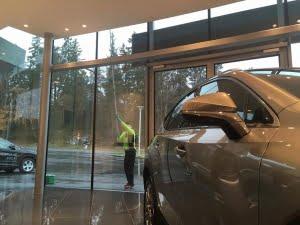 Fönsterputsning - Täby